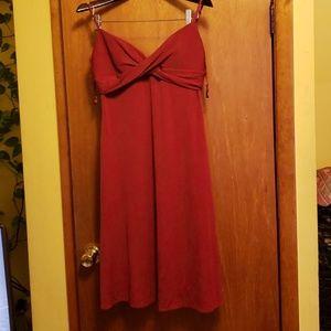 BCBG Maxazria Ret Hot Coctail Dress Size L